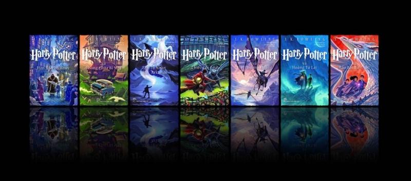 Top 8 Bộ sách ma thuật viễn tưởng hay nhất cho lứa tuổi thanh thiếu niên