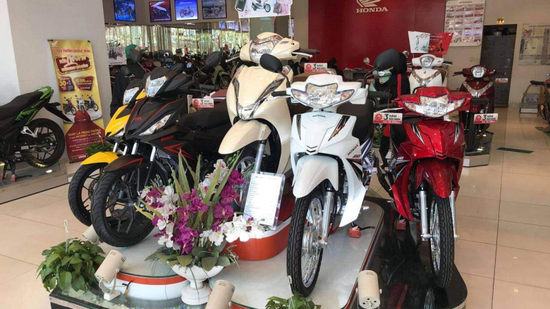 Top 5 đại lý xe máy Honda uy tín và bán đúng giá nhất ở Tiền Giang