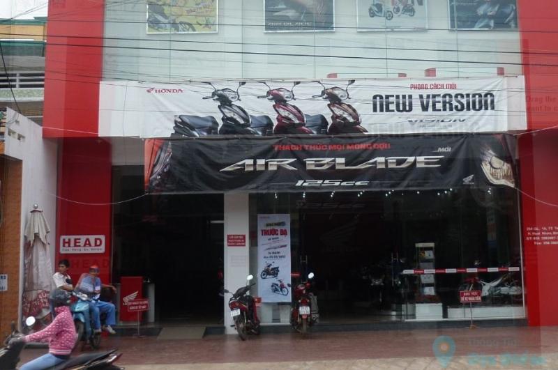 Top 3 đại lý xe máy Honda uy tín và bán đúng giá nhất ở Vĩnh Yên, Vĩnh Phúc