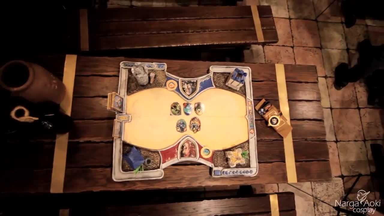 """Cùng ngắm 2 kiều nữ """"ma mị"""" trong game bài ma thuật Hearthstone"""