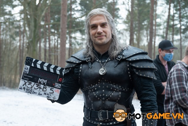 TV Series The Witcher Season 2 chính thức đóng máy