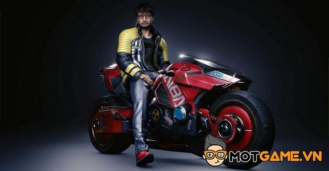 Hideo Kojima xuất hiện trong Cyberpunk 2077 với vai trò NPC
