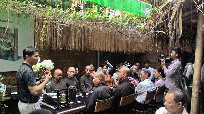 Top 9 Quán thưởng trà ngon, thanh tịnh tại Hà Nội