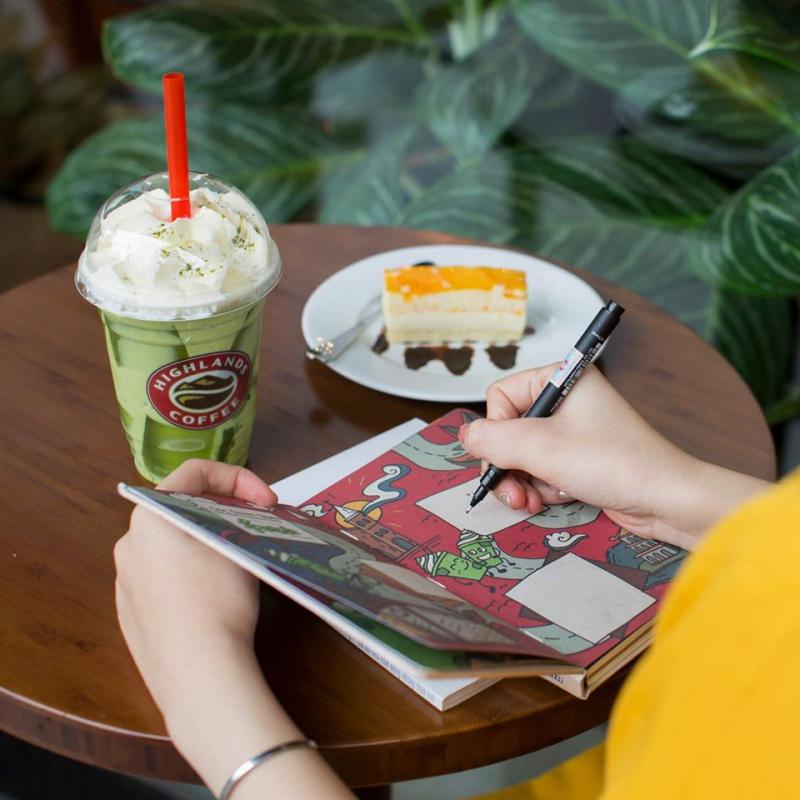 Top 10 Quán cafe có thể tự học dành cho sinh viên Cần Thơ