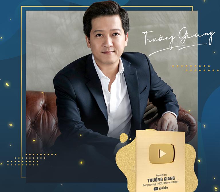 Điều gì giúp Trường Giang nhanh chóng đạt nút Vàng YouTube sau 3 năm?