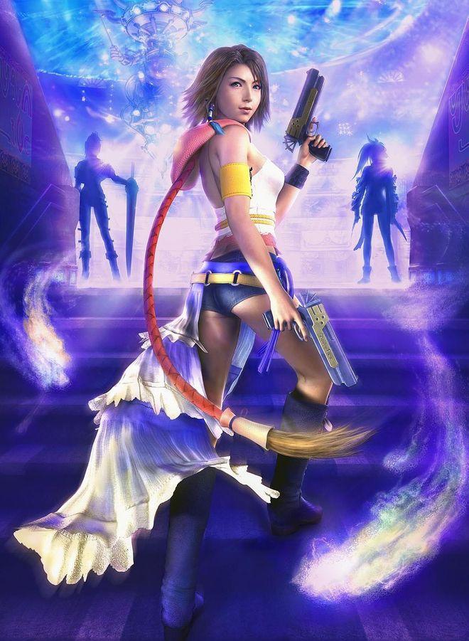 Những đôi chân siêu gợi cảm của các nhân vật nữ trong game