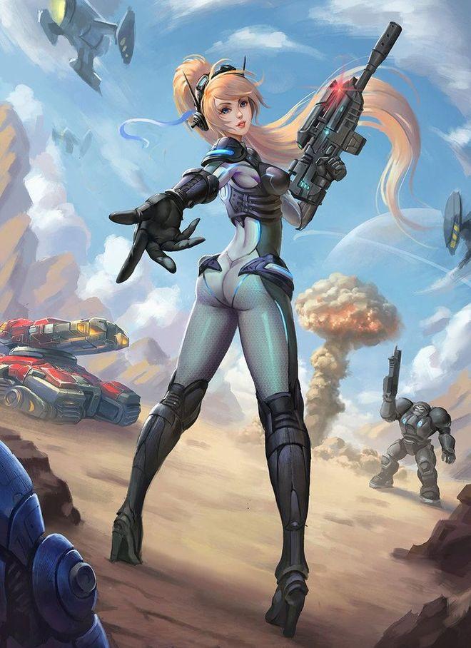 Top 6 nhân vật nữ có vòng 3 gợi cảm nhất trong thế giới game