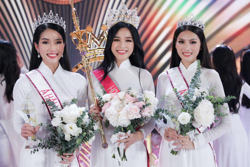 Tân Hoa hậu Việt Nam Đỗ Thị Hà bị cựu người mẫu Hà thành công khai chê bai nhan sắc