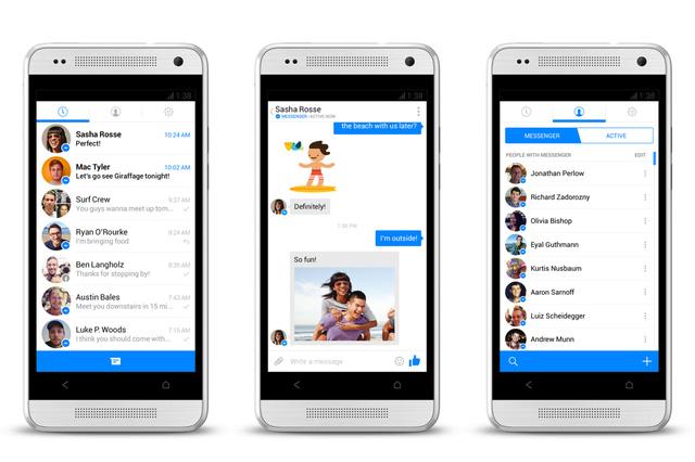 Hòa nhịp cùng Euro, Facebook đã đưa trò chơi bóng đá vào ứng dụng Messenger