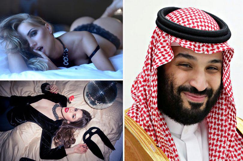 """Hoàng tử 'sát gái"""" và cuộc vui thác loạn với 150 người mẫu trên đảo cùng du thuyền 500 triệu đô"""