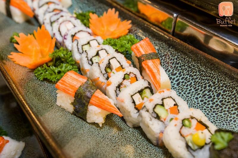 Top 13 Nhà hàng buffet được yêu thích nhất ở Quận 1, TP. HCM