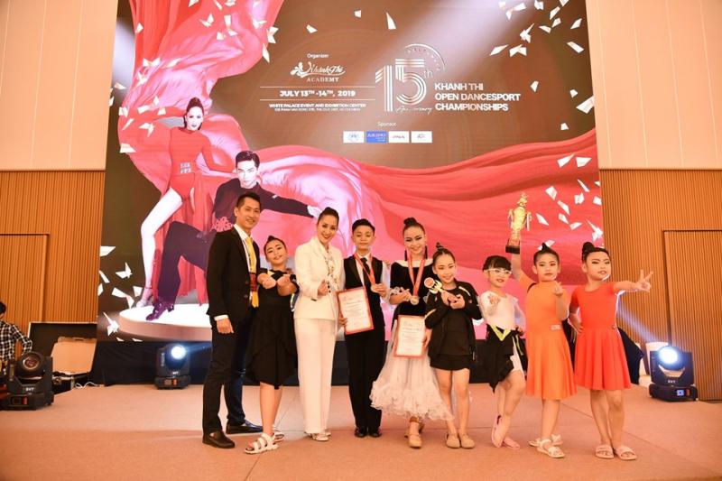 Top 6 Trung tâm dạy khiêu vũ tốt nhất tại TP. Hồ Chí Minh