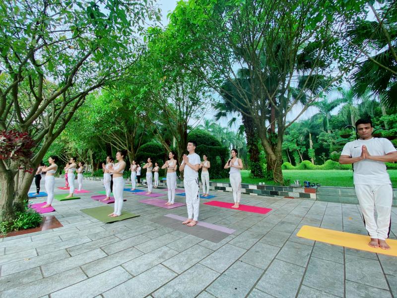 Top 10 Trung tâm dạy yoga tốt nhất tại Hà Nội