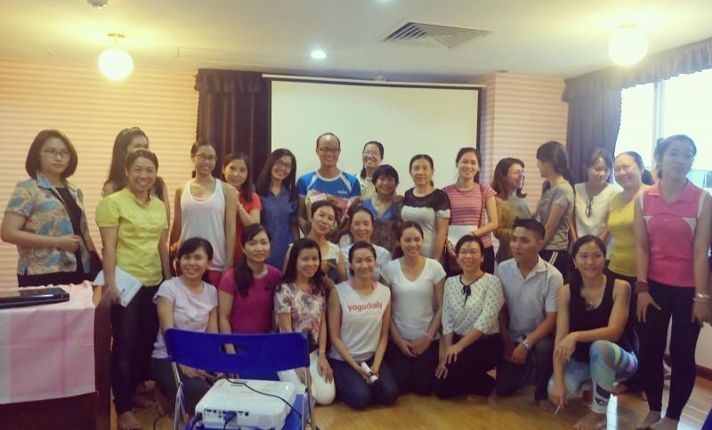 Top 10 Trung tâm đào tạo giáo viên yoga uy tín, chất lượng nhất TPHCM