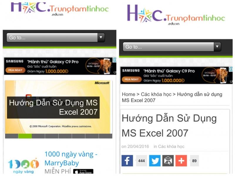 Top 6 Trang web học tin học văn phòng online miễn phí