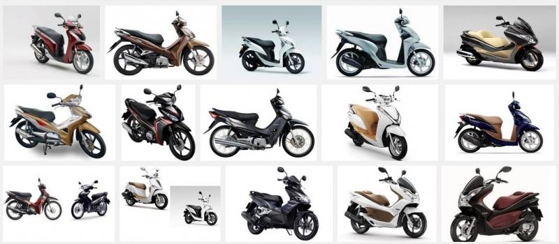 Top 5 Hãng xe máy nổi tiếng nhất thị trường Việt Nam