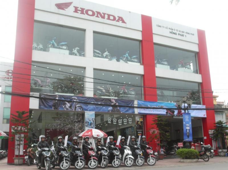 Top 6 đại lý xe máy Honda uy tín và bán đúng giá nhất ở Hải Phòng
