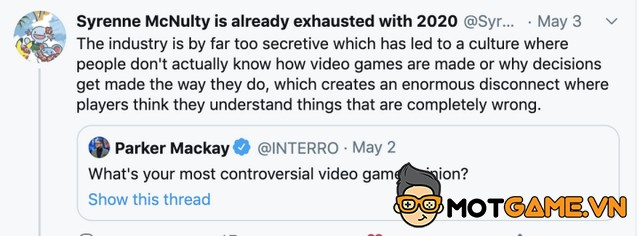 Những lần NSX khiến làng game 'dậy sóng' vì nêu quan điểm cá nhân