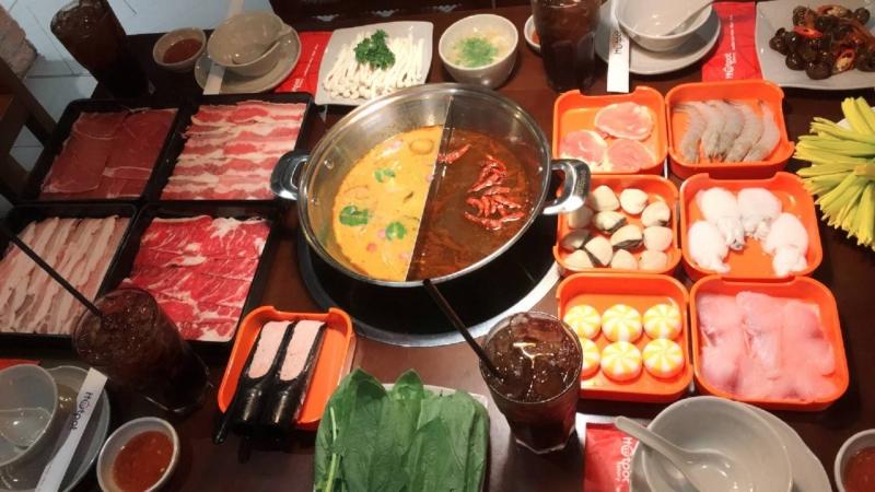 Top 7 Nhà hàng buffet ngon nhất quận Gò Vấp, TP. HCM