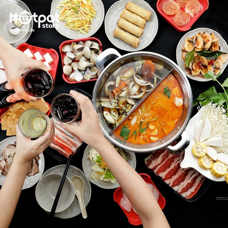 Top 5 Địa chỉ ăn buffet ngon và chất lượng nhất TP. Mỹ Tho, Tiền Giang
