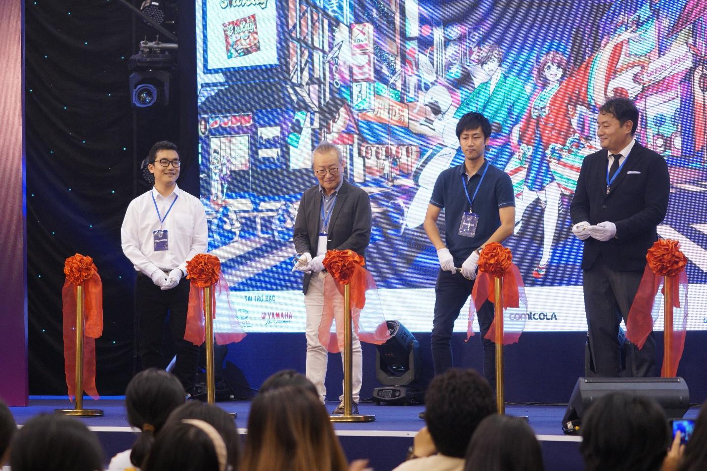 9.000 bạn trẻ dự lễ hội Vietnam – Japan Comic Fes 2020