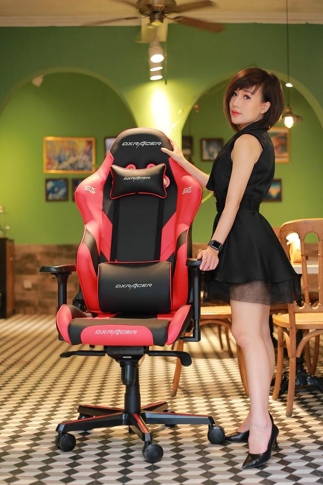 DXRacer G Series: Thêm một mẫu ghế gaming cực đỉnh cho anh em lựa chọn