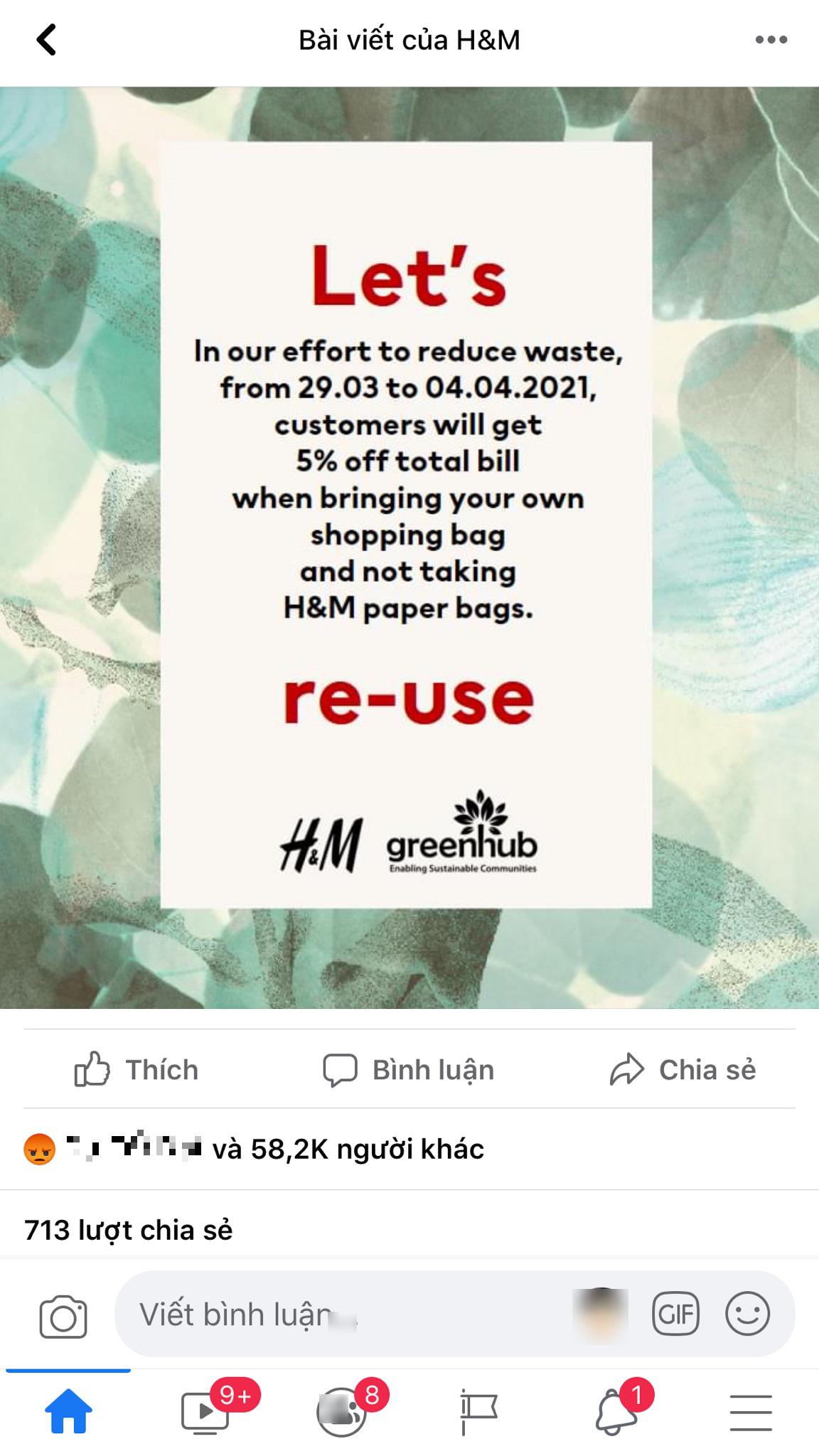 Cộng đồng mạng Việt Nam phẫn nộ, đòi tẩy chay H&M