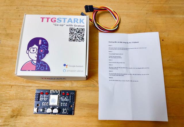 Trải nghiệm TTG Stark – Thiết bị chống gank thông minh đến từ đội ngũ của streamer nổi tiếng Dũng CT phát triển