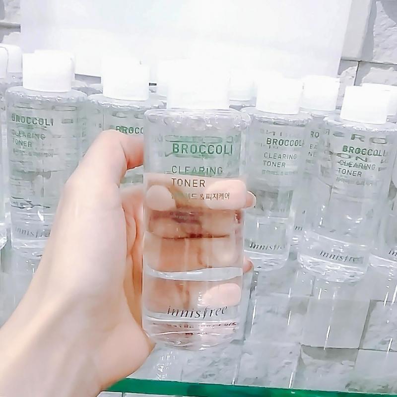 Top 20 Loại nước hoa hồng  Innisfree được yêu thích nhất