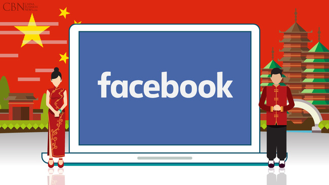 """Facebook mạnh tay với tin giả từ Trung Quốc trong lúc nước Mỹ """"nóng"""""""