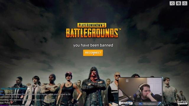 Cố tình lợi dụng bug không hiện nhà cửa trong game, streamer Battlegrounds nổi tiếng bị ban nick thẳng tay