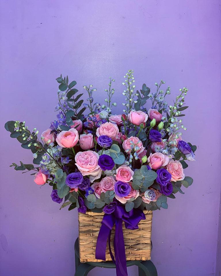 Top 6 Shop hoa tươi đẹp và rẻ nhất ở Nha Trang