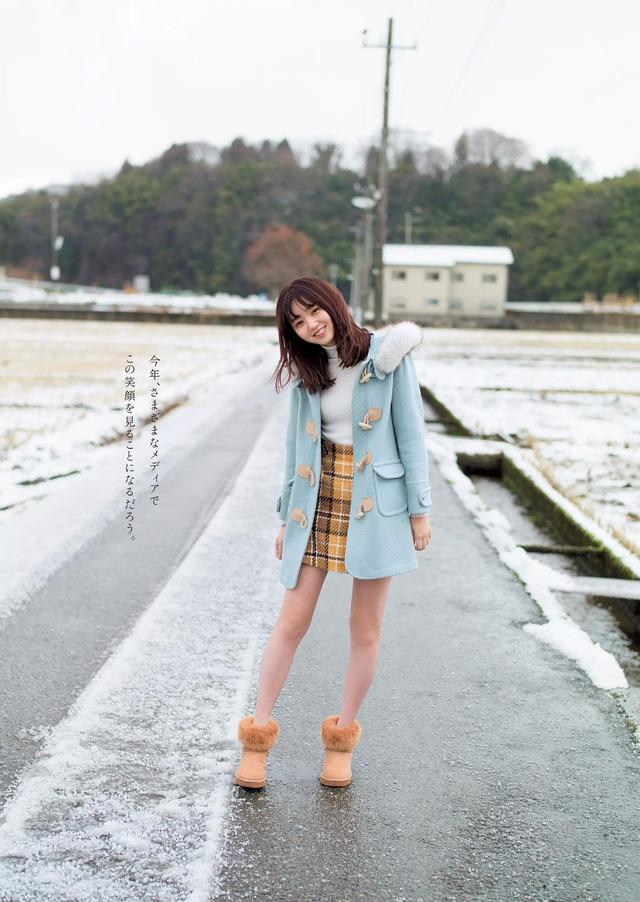 Đứng hình trước Enosawa Manami – ngọc nữ của làng người mẫu áo tắm Nhật Bản
