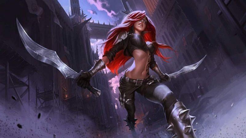 Tốc Chiến – Khắc chế Katarina: 'Giết ngay không cho đẻ trứng' đầu trận!