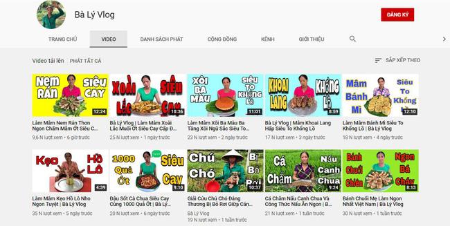 """Lý do gì khiến đối thủ của bà Tân Vlog bị dân mạng kêu gọi tẩy chay, """"đánh sập"""" Youtube?"""