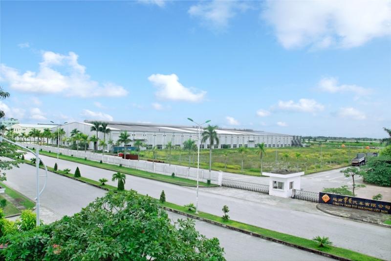 Top 5 Khu công nghiệp lớn nhất ở Hà Nội