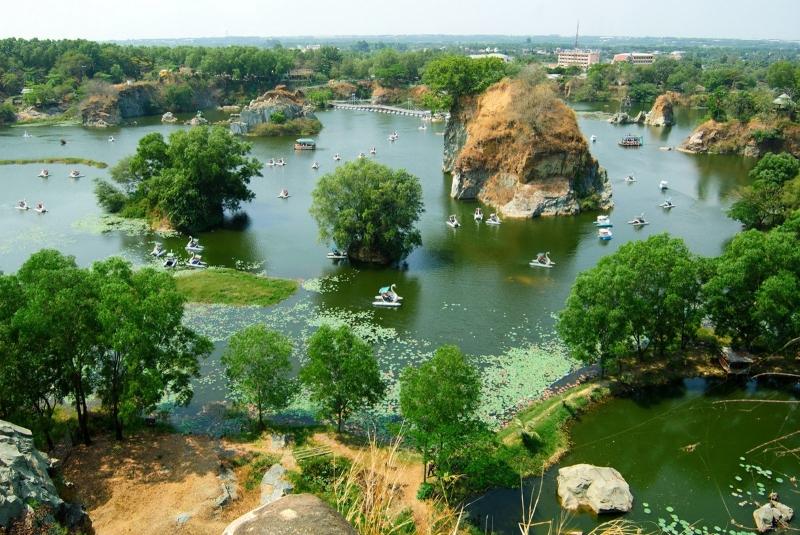 Top 17 Địa điểm du lịch dã ngoại gần Sài Gòn tuyệt vời nhất