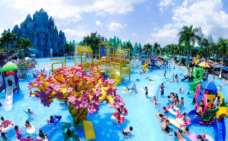 Top 10 Khu vui chơi giải trí lớn nhất thành phố Hồ Chí Minh
