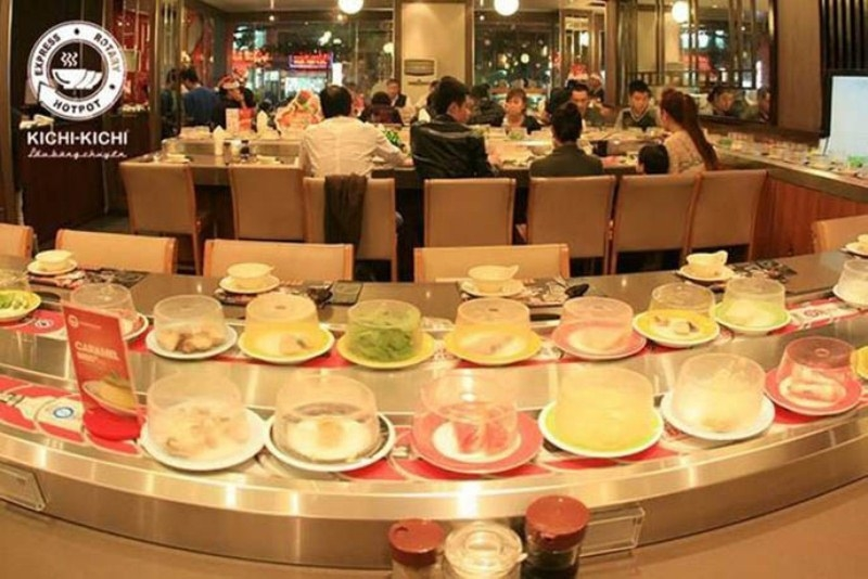 Top 13 Nhà hàng Buffet  ngon nhất ở Royal City