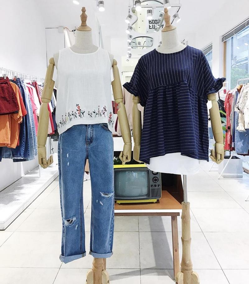 Top 7 Shop bán quần baggy cực chất tại Sài Gòn