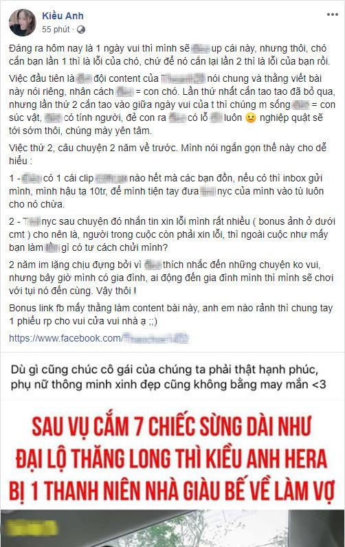 Cộng đồng mạng phẫn nộ vì fanpage có tiếng ở Việt Nam 'bới móc' thiếu văn hóa ngày Kiều Anh Hera lên xe hoa