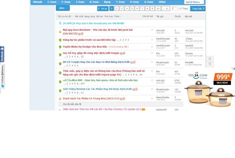 Top 9 Website dịch truyện ngôn tình hay nhất Việt Nam