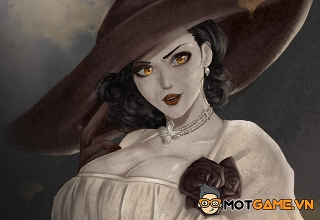 Bị Lady Dimitrescu giẫm lên người thì có sướng không?