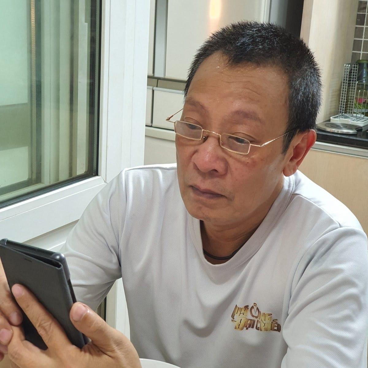 MC Lại Văn Sâm đau đầu vì bị kẻ xấu giả mạo trên Facebook
