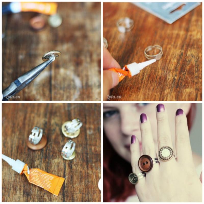 Top 6 Cách làm nhẫn handmade tuyệt đẹp
