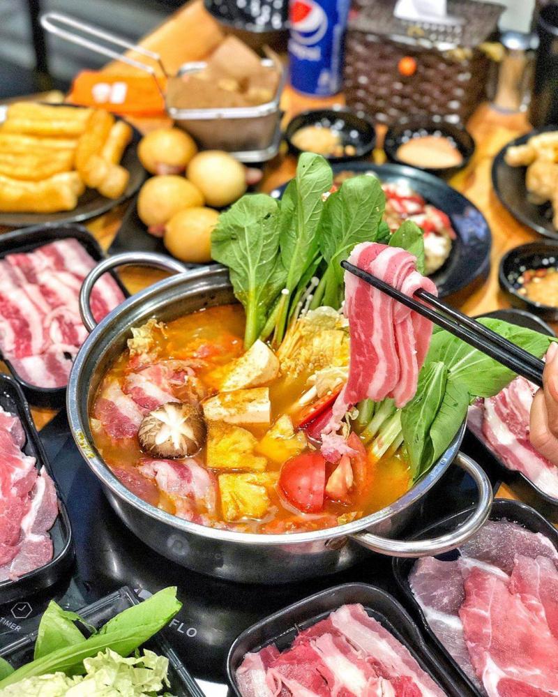Top 10 Quán ăn ngon nhất đường Giải Phóng, Hà Nội