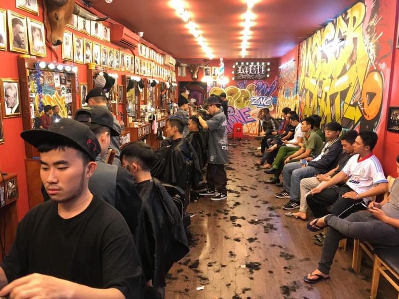 Top 9 Tiệm cắt tóc nam đẹp và chất lượng nhất quận Ba Đình, Hà Nội