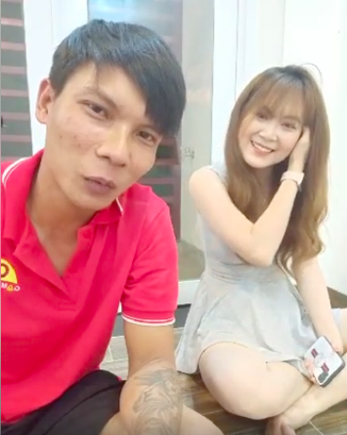 """YouTuber Lộc phụ hồ thả thính đòi yêu """"cô giáo hot girl"""" liền nhận cái kết bất ngờ"""
