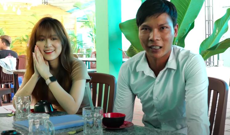 YouTuber Lộc phụ hồ bất ngờ bị hành hung khi đi chơi cùng hot girl