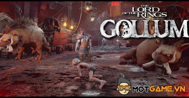 Lord of the Rings: Gollum hé lộ trailer gameplay mới